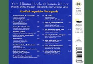 Rundfunk - Vom Himmel Hoch,Da Komm Ich Her  - (CD)