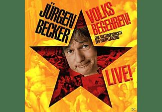 Jürgen Becker - Volksbegehren!  - (CD)