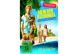 Ab in den Dschungel DVD