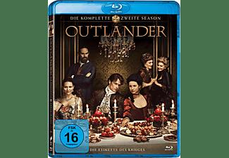 Outlander - Staffel 2 Blu-ray