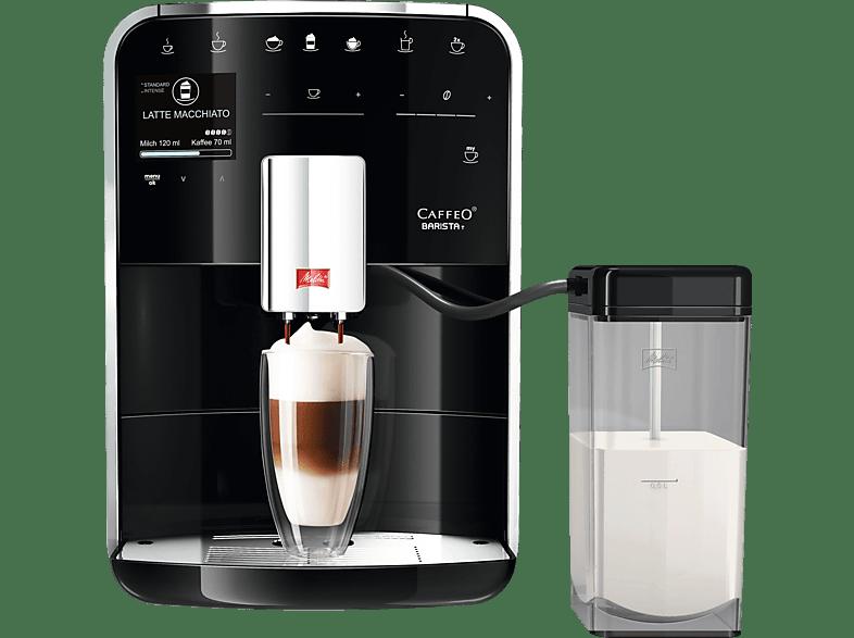MELITTA F 73/0-202 Caffeo Barista T Kaffeevollautomat Schwarz