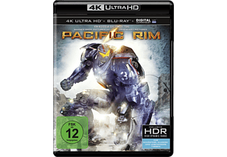 Pacific Rim [4K Ultra HD Blu-ray + Blu-ray]