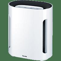 BEURER 660.02 LR 200 Luftreiniger Weiß/Schwarz (60 Watt, Raumgröße: 15 m²)