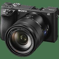 SONY Alpha 6500 Zeiss Kit (ILCE-6500Z) Systemkamera 24.2 Megapixel mit Objektiv 16-70 mm f/4, 7,6 cm Display Touchscreen, WLAN