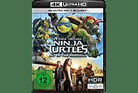 Teenage Mutant Ninja Turtles - out of the Shadows [4K Ultra HD Blu-ray]
