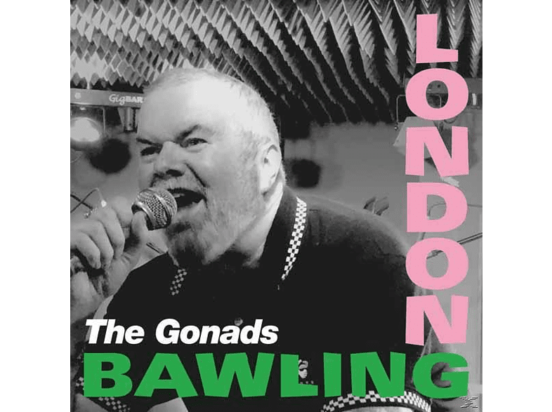 The Gonads - London Bawling [CD]