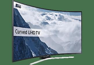 """TV LED 49"""" - Samsung 49KU6100 UHD 4K, HDR, Curvo"""