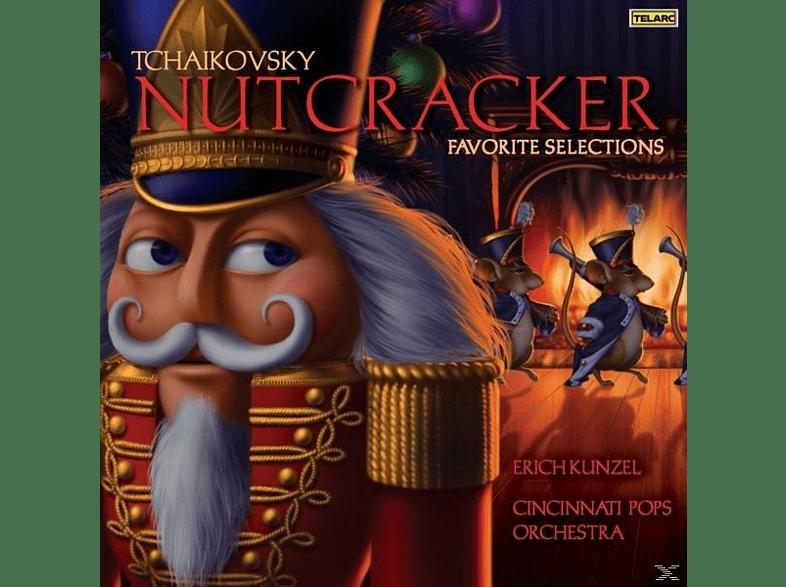 VARIOUS - NUTCRACKER FAVORITE SELECTIONS [CD]