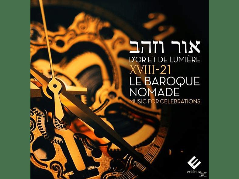Ensemble Xviii-21 - D'or Et De Lumiere [CD]