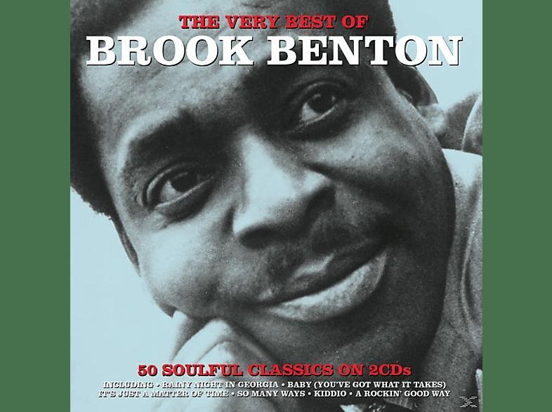 Brook Benton - Very Best Of [CD]