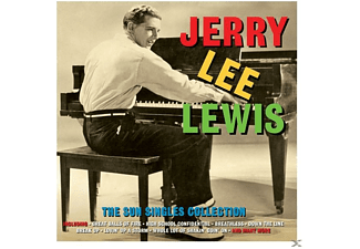 Jerry Lee Lewis - Sun Singles Collection  - (CD)