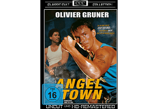 Angel Town DVD