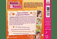 Hanni Und Nanni - 51/in geheimer Mission - (CD)