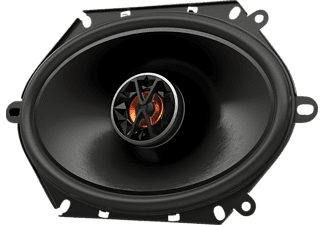 JBL CLUB 8620 - Haut-parleur coaxial (Noir/orange)