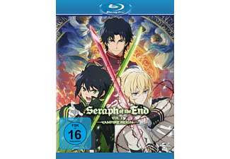 Seraph of the End - Vol. 1: Vampire Reign Blu-ray