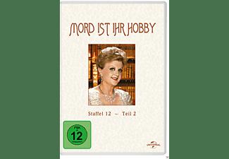Mord ist ihr Hobby - Staffel 12.2 DVD
