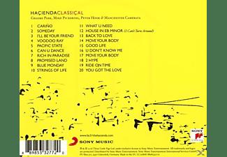 VARIOUS - Hacienda Classical  - (CD)