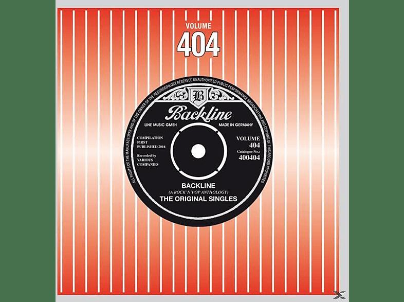 VARIOUS - Backline Vol.404 [CD]
