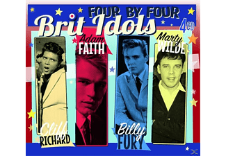 Brit Idols (cdx4) - Brit Idols (CDx4)  - (CD)
