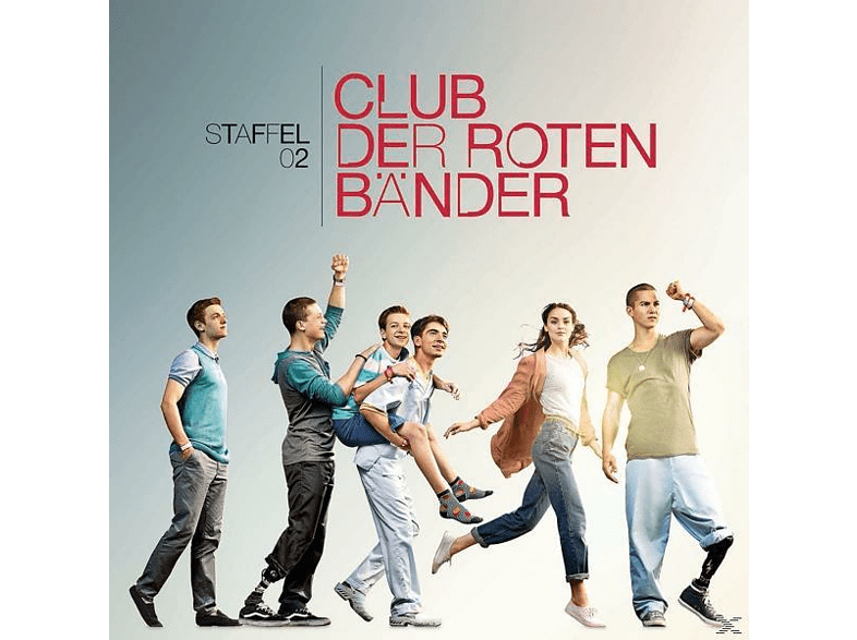 VARIOUS - Club Der Roten Bänder-Staffel 2 [CD]