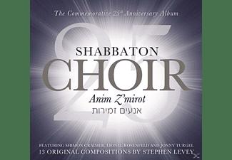 Shabbaton Choir - ANIM Z MIROT (DIGI)  - (CD)