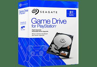 SEAGATE Seagate, Game Drive für PS, Schwarz/Silber