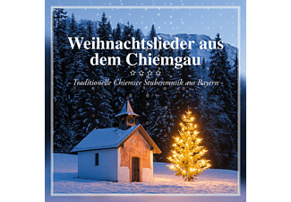 VARIOUS - Weihnachtslieder aus dem Chiemgau  - (CD)