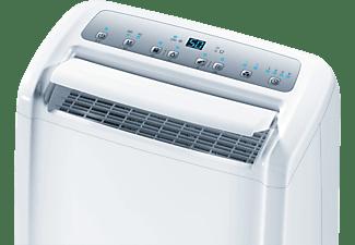 BEURER 661.11 LE 60 Luftentfeuchter Weiß (300 Watt, Entfeuchterleistung: 20 l/d, Luftfilter)