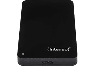 INTENSO Memory Case Portable HDD 2TB USB 3.0 Black