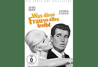 Was diese Frau so alles treibt - Doris Day Collection DVD