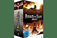 Attack on Titan – DVD Box 1 – Limited Edition mit Sammelbox [DVD]