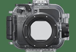 SONY MPK-URX100A, Unterwassergehäuse, Filterdurchmesser: 67 mm, Transparent/Schwarz