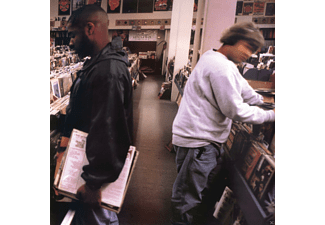 DJ Shadow - DJ Shadow LP