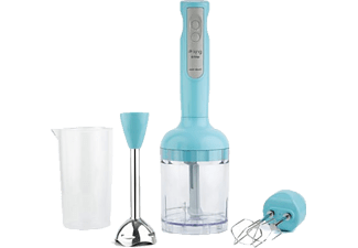 KING P-965 Komple Blender Set Mavi