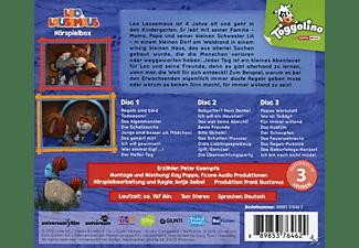 Leo Lausemaus - LEO LAUSEMAUS HÖRSPIELBOX  - (CD)