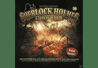 Sherlock Holmes Chronicles - Die Entführung aus der Klosterschule Folge 36  - (CD)