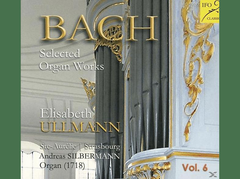 Elisabeth Ullmann - Gesamte Orgelwerke Vol.6 (Silbermann Organ) [CD]