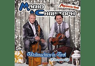 Mario & Christoph - Weihnachten in Tirol-A besondere Zeit  - (CD)