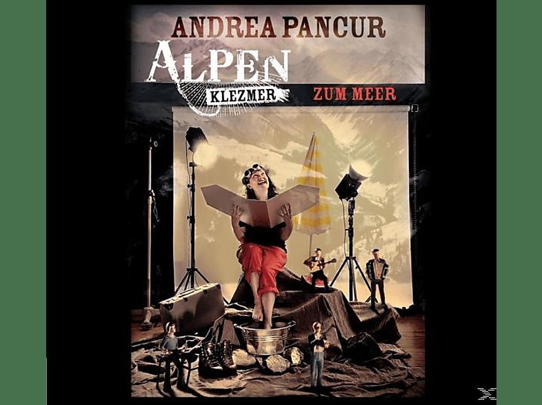 Andrea Pancur - Alpen Klezmer-Zum Meer [CD]
