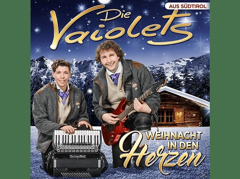 Die Vaiolets - Weihnacht in den Herzen [CD]