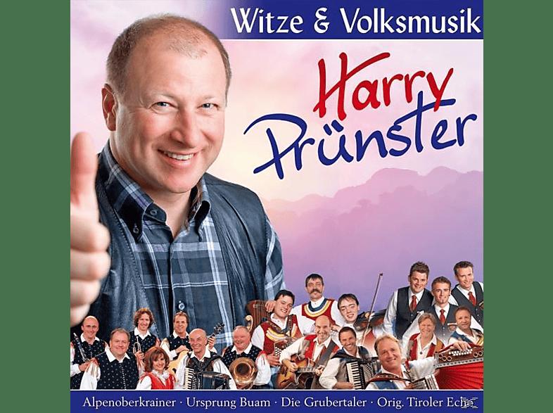 Pruenster Harry - Witze & Volksmusik [CD]