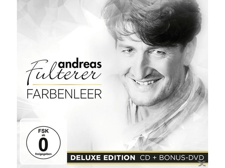 Andreas Fulterer - Farbenleer-Deluxe Edition [CD + DVD Video]