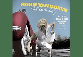 Mamie Van Doren - Ooh Ba La Baby-Her Exciting Rock'n'Roll  - (CD)