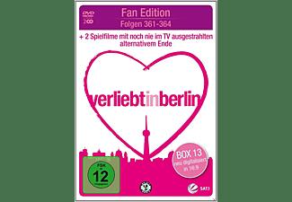 (13) (Fan Edition Box),Folge 361-364)  DVD