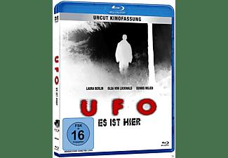 UFO-Es Ist Hier (Original Uncut Kinofassung) DVD