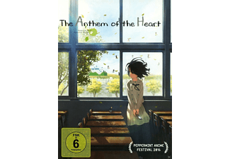The Anthem of the Heart DVD