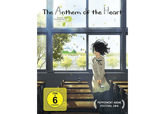 The Anthem of the Heart Blu-ray