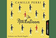 Camille Perri - Die Assistentinnen - (CD)