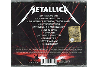 Metallica - The Story So Far-Unauthorized  - (CD)