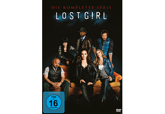 LOST GIRL SERIE KOMPLETT (STANDARD BOX) DVD